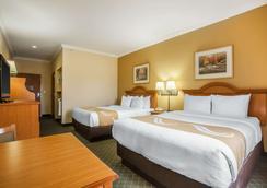 Rodeway Inn - Tahlequah - Schlafzimmer