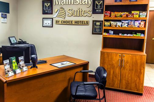 MainStay Suites - Wilmington - Aίθουσα συνεδριάσεων