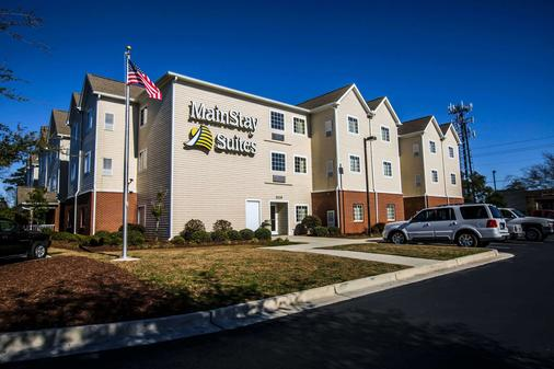 MainStay Suites - Wilmington - Κτίριο