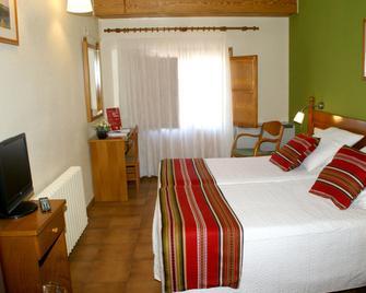 Hotel Rey Don Jaime - Morella - Habitación