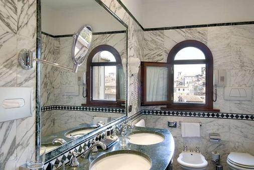 Sina Brufani - Perugia - Bathroom