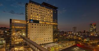 Hyatt House Mexico City Santa Fe - Mexico City - Building