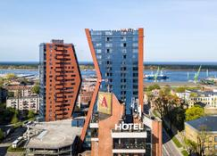 Amberton Hotel Klaipeda - Klaipėda - Gebouw