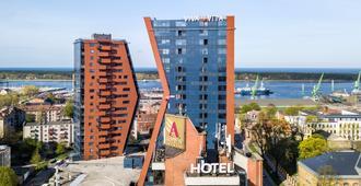 Amberton Hotel Klaipeda - Κλαϊπέντα - Κτίριο