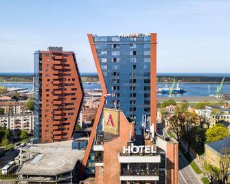 Amberton Hotel Klaipeda - Klaipėda - Building