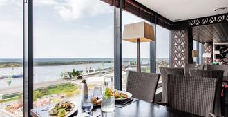 Amberton Hotel Klaipeda - קלאיפדה - מסעדה
