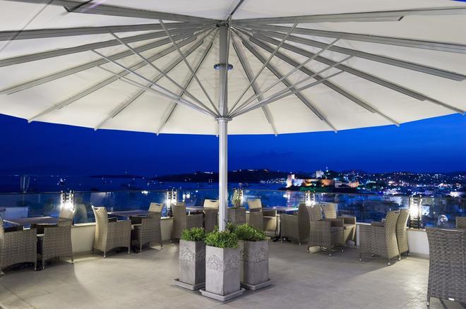 Ena Boutique Hotel - Αλικαρνασσός - Αίθουσα συνεδριάσεων