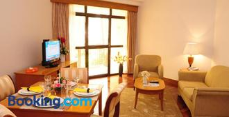 Riverside Serviced Apartments - Cidade de Ho Chi Minh - Sala de estar