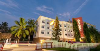 Ginger Trivandrum - Thiruvananthapuram - Edificio