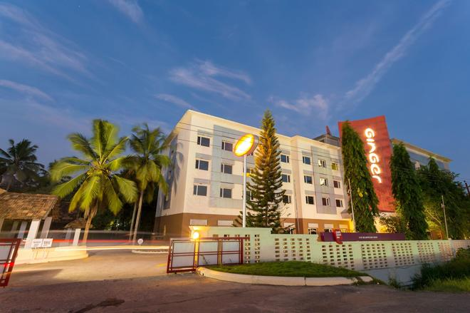 Ginger Trivandrum - Thiruvananthapuram - Building