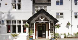 Pine Trees Hotel Pitlochry - Pitlochry - Building