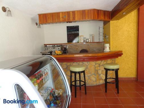 Posada Aguila Real - Palenque - Bar