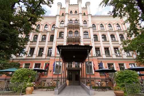 Monika Centrum Hotels - Ρίγα - Κτίριο