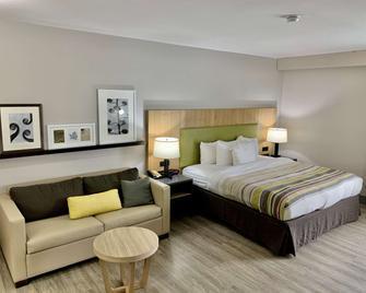 Country Inn & Suites by Radisson Sandusky South - Milan - Bedroom