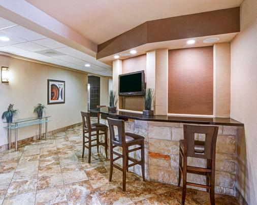 Comfort Suites Arlington - Entertainment District - Arlington - Business centre