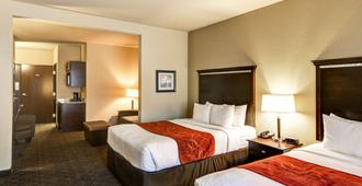 Comfort Suites Arlington - Entertainment District - Arlington - Soverom