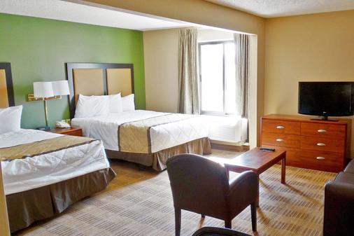 Extended Stay America - Dallas - Market Center - Dallas - Schlafzimmer