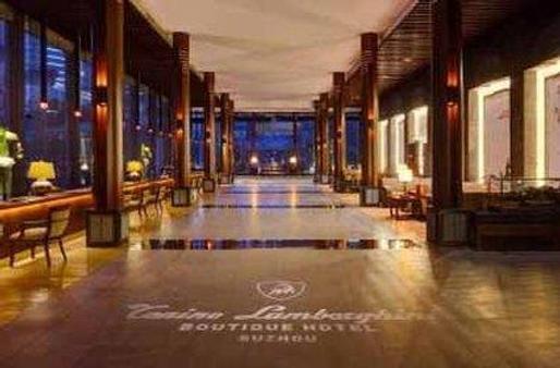 Tonino Lamborghini Hotel Suzhou - Suzhou