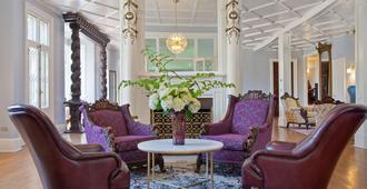 Seven Hills Inn - Lenox - Lounge