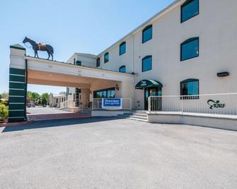 Rodeway Inn & Suites - Charles Town - Building