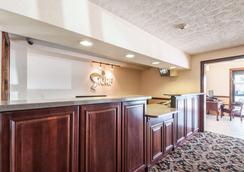 Rodeway Inn & Suites - Charles Town - Lobby