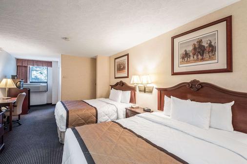 Rodeway Inn & Suites - Charles Town - Bedroom