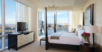 فور سيزونز هوتل بلتيمور - بالتيمور - غرفة نوم