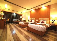 Hotel Babylon Inn - Raipur - Κρεβατοκάμαρα