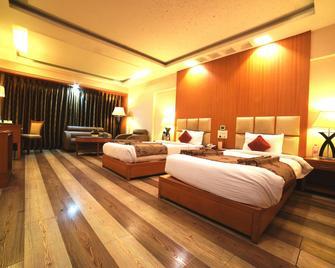 Hotel Babylon Inn - Raipur - Bedroom
