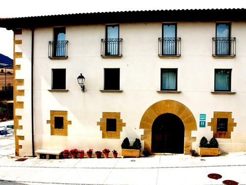 Agorreta - Pamplona - Rakennus