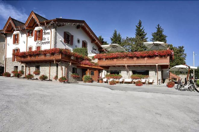 Hotel le Ortensie - Roccaraso - Κτίριο