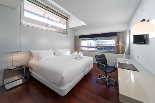 NH Collection Barcelona Constanza - Barcelona - Bedroom