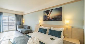 白色水療渡假村 - 式 - 波德倫 - 博德魯姆 - 臥室