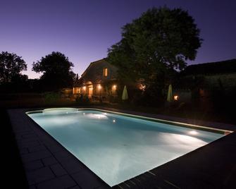Chambres & Table d'Hôtes La Vayssade - Lalbenque - Pool