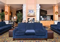 Comfort Suites Airport - Теквила - Лобби