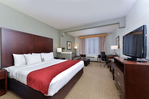 Comfort Suites Airport - Tukwila - Bedroom