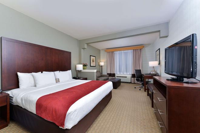 Comfort Suites Airport - Теквила - Спальня