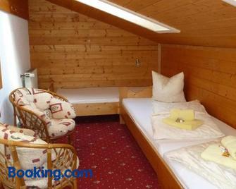 Haus Ritzenspitze - Gargellen - Bedroom