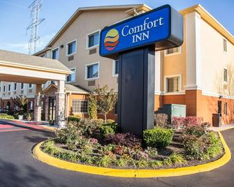 Comfort Inn North - Joliet - Κτίριο