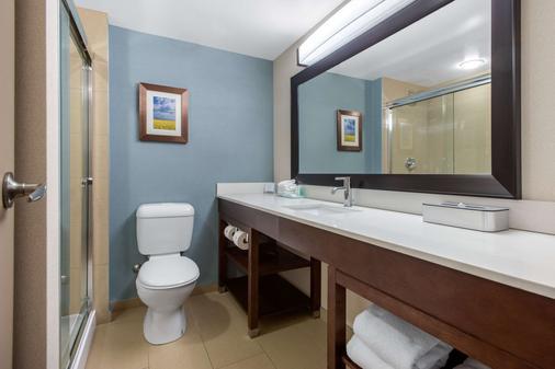 Clarion Hotel & Suites - Brandon - Baño