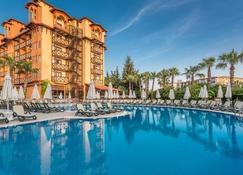 Villa Side Hotel - Side - Zwembad