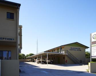 Blackwater Central Motel - Blackwater - Building