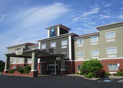 Best Western Presidential Hotel & Suites - Pine Bluff - Edifício