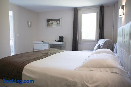 Le Mas Des Aigras - Orange - Bedroom