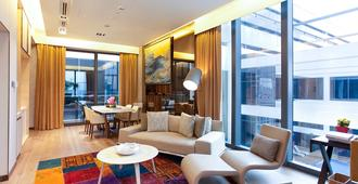 One Farrer Hotel (Sg Clean) - Singapore - Living room