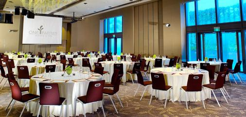 One Farrer Hotel - Singapore - Banquet hall
