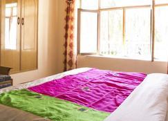 Siala Guest House - เลห์ - ห้องนอน
