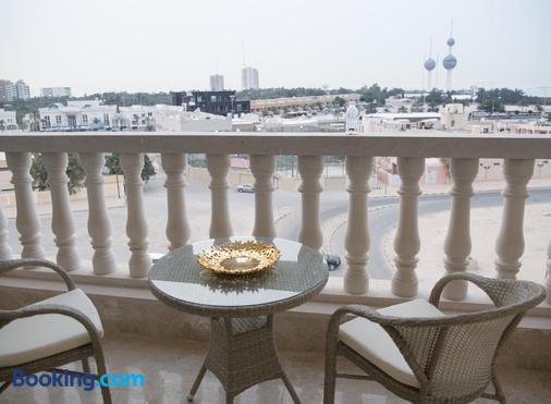 Adams Hotel - Ciudad de Kuwait - Balcón