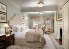 Grantley Hall - Ripon - Schlafzimmer