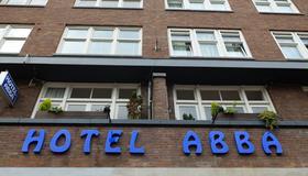 Hotel Abba - Amsterdam - Edificio